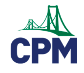 CPM Logo - links to eTools and Videos