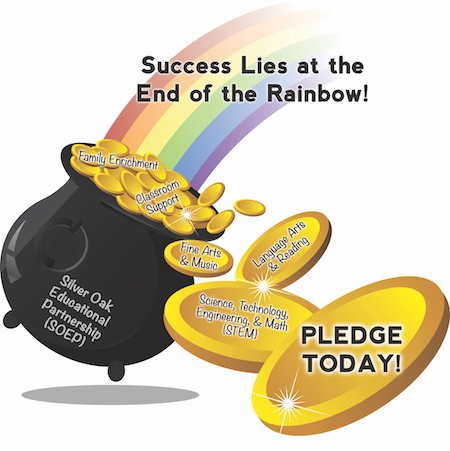 Pot of Gold Pledge Logo